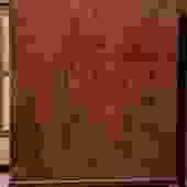 Item #S19 Burl Walnut Triple Door Armoire c.1930s