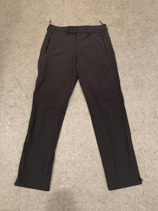 Prada Side Zip Pants