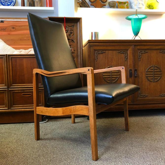 Drexel High Back Lounge Chair