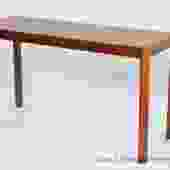 Danish Teak Console Table by Uldum