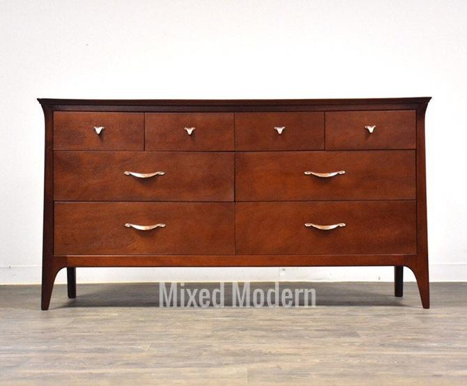 Mahogany Dresser by Drexel by mixedmodern1