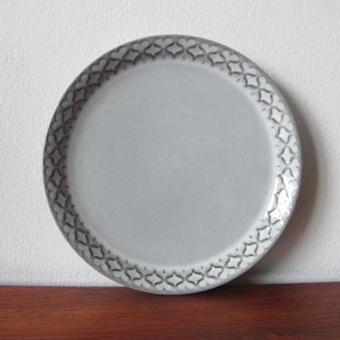 Nissen Quistgaard IHQ Cordial Stoneware Plates x 5