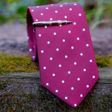 Men's Vintage Tie Clip Necktie Tie Clip Bar Clasp Wedding Gift For Him Prom Date Graduation For Dad Business Unique Gift for him by LookGreatWL