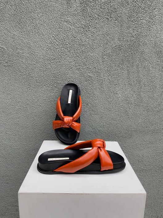 Bella Sandals Orange
