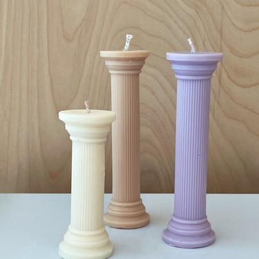 Pillar Scented Candles