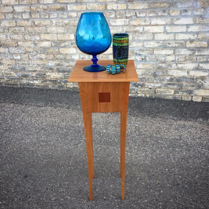 Pedestal Table – Handmade In Minnesota