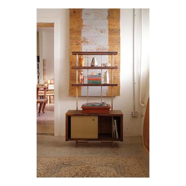 reclaimed wood stereo cabinet by birdloft