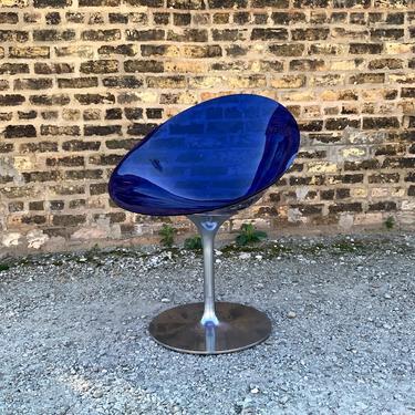 Eros Swivel Chair by Philippe Starck for Kartell