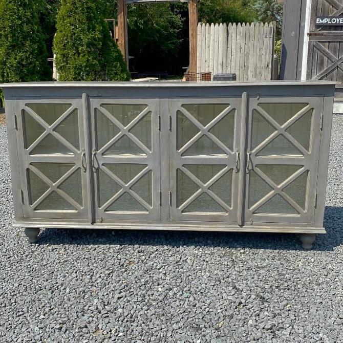 Gray Sideboard