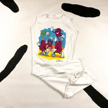 80s California Raisins Seat Shirt Car Seat Cover / Beach Cover Up / Cartoon / Novelty / Pop Culture / Volleyball / Beach / Summer / Auto by badatpettingcats