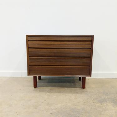 Vintage Danish Modern Rosewood Low Dresser by FarOutFindsNY