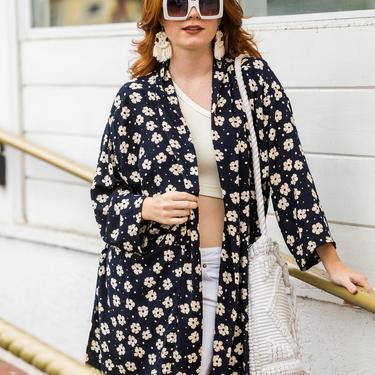 Bluebonnet Koi Kimono by jennafergrace