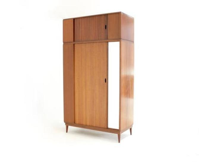 Mid Century Armoire by Austinsuite by SputnikFurnitureLLC