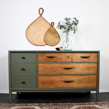 Mid Century Dresser by ReNuvoDesign