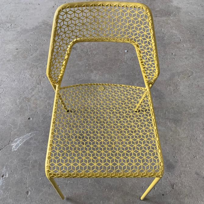 Vintage Outdoor BluDot Chair