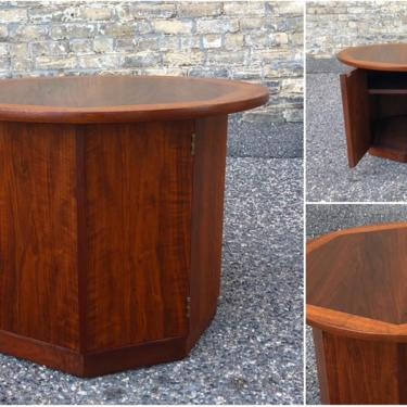 Jack Cartwright For Founders Drum Table