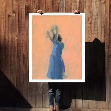 The Expanse . extra large wall art . giclee print by ClareElsaesser
