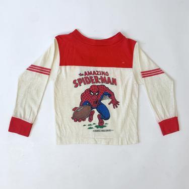 Thrashed 1977 Spiderman Kiddo Tee