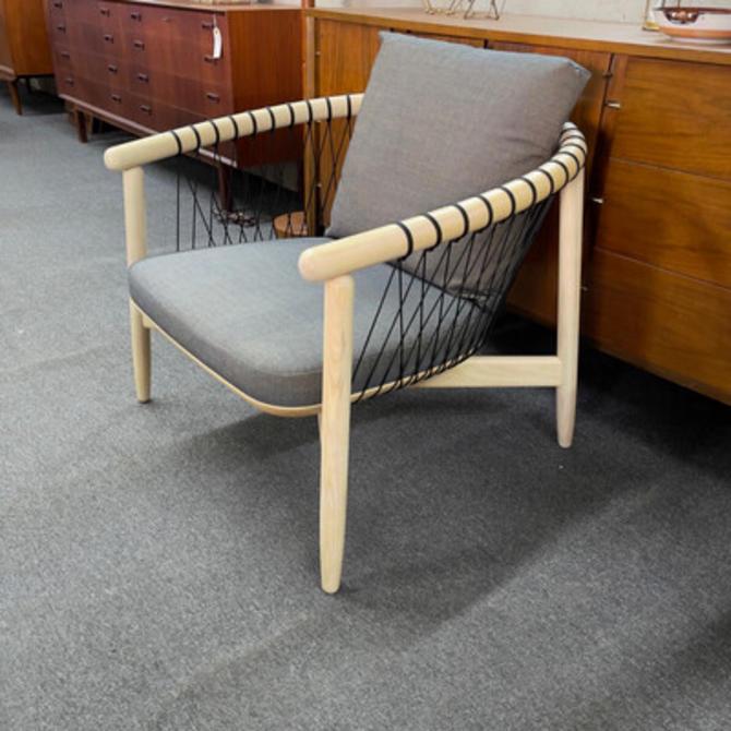 Crosshatch Chair by Geiger Intl.