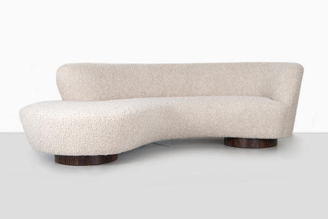 Vladimir Kagan for Directional Cloud Sofa by MatthewRachman
