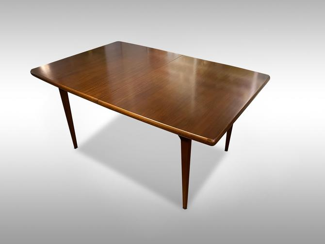 Walnut Kroehler MFG. Co. Dining Table, Circa 1960s - *Please ask for a shipping quote before you buy. by CoolCatVintagePA