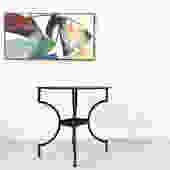 Outdoor Black Bristo Table