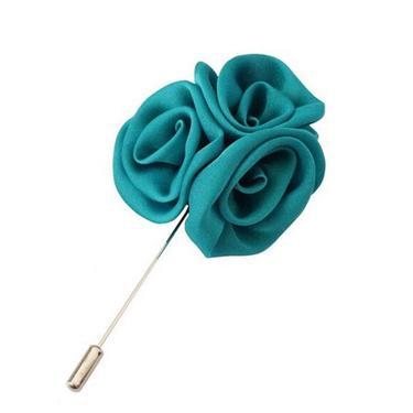 Mint Lapel Flower by LookGreatWL