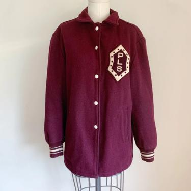 Vintage 1970s Varsity Jacket / M/L by MsTips