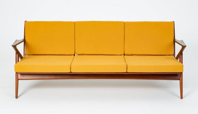 Z Sofa Sofa by Poul Jensen for Selig