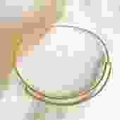 Lila Rice Switchback Collar