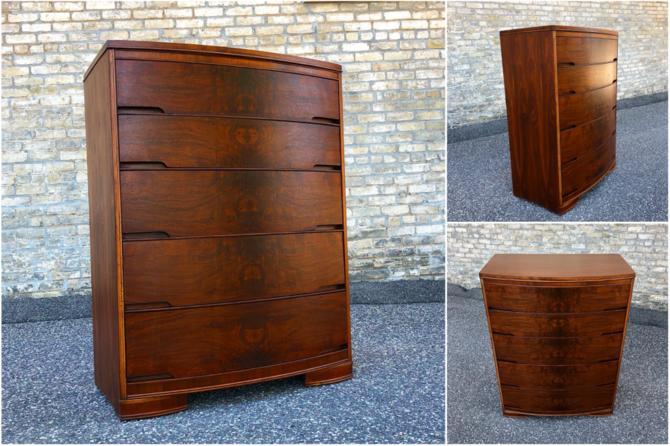 American Moderne Chest Of Drawers