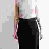 St. John Knit Pencil Skirt, Size 8