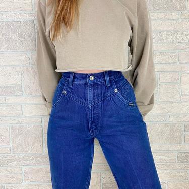 Rockies Vintage Western Jeans / Size 24 by NoteworthyGarments