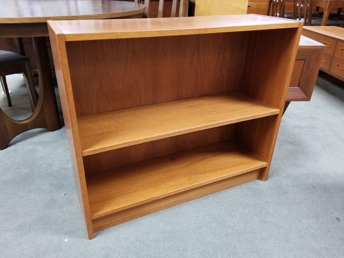 Danish Modern teak bookcase