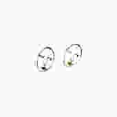 Visage Face Earrings