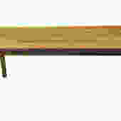 Custom 7'Maple Farm Table