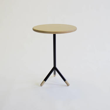 Walcott modern side and accent table by CrumpandKwash