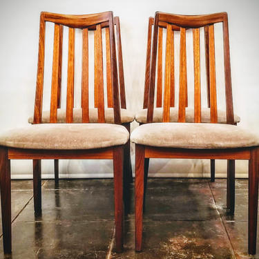 G-Plan Sierra Dining Chairs   Set of Four   1970