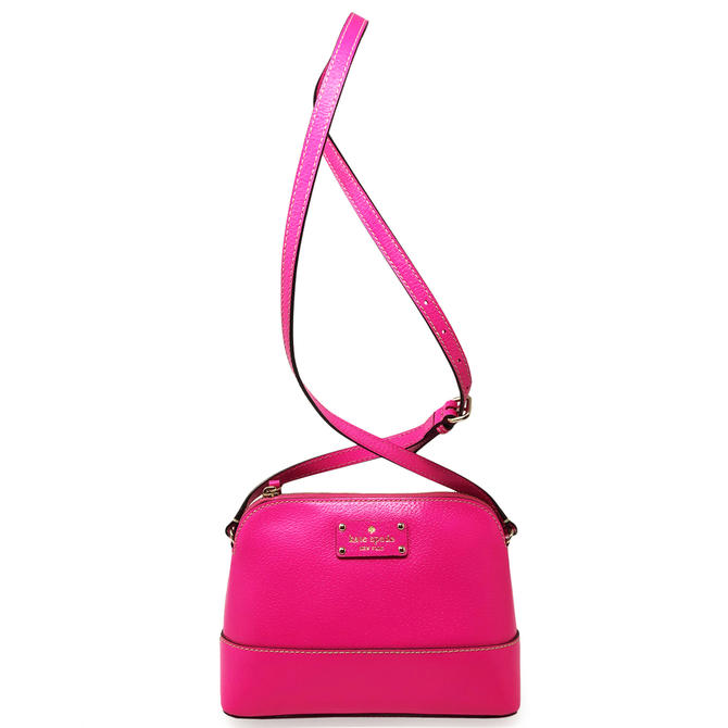 Kate Spade Hot Pink Crossbody