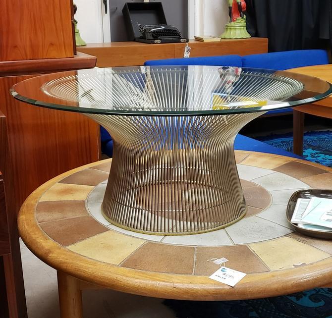 Warren Platner Coffee Table for Knoll