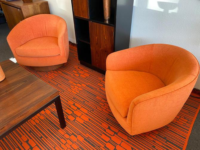 Baughman Club Chairs
