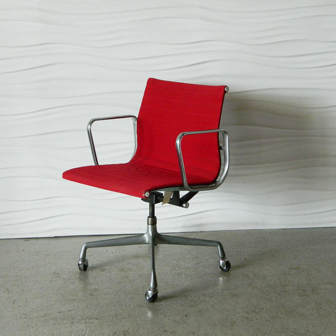 HA18118 Eames Aluminum Group Chair
