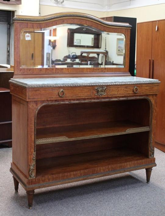 CF1 French Marble Top Console. c.1890