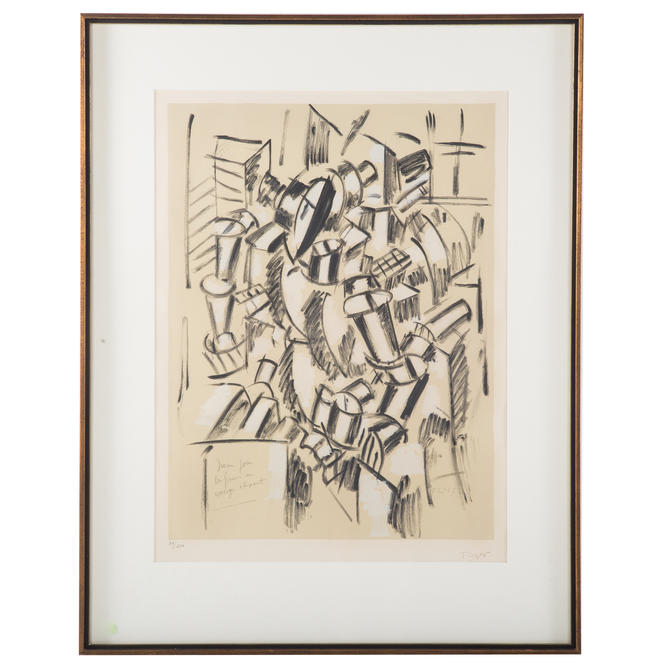 Fernand Leger. Untitled