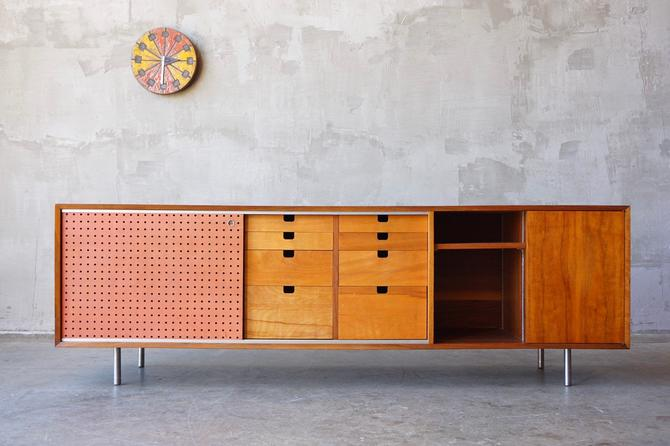 George Nelson Credenza by FandFVintage
