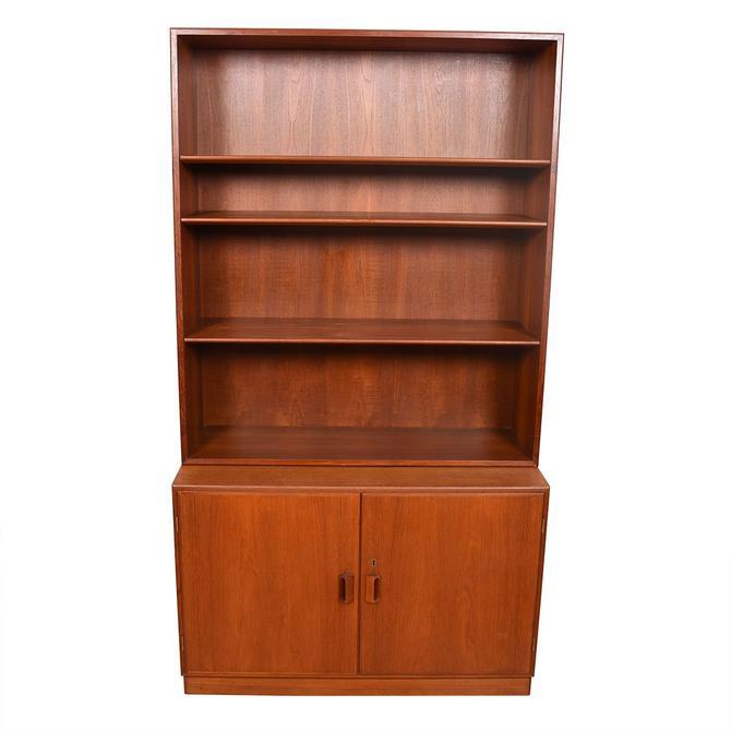 Danish Modern Teak Storage / Display Cabinet by B. Mogensen