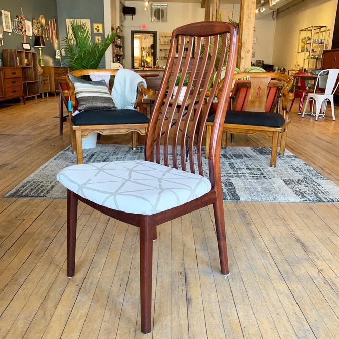 Set of 6 Vintage Preben School Danish Dining Chairs
