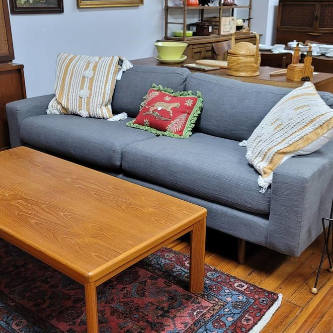 Contemporary West Elm Sofa