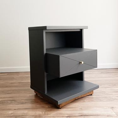 Kent Coffey Nightstand - End Table by madenewdesignct