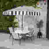 Vintage Italian 1960's Patio Set Table